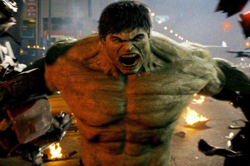 Edward Norton en 'El increíble Hulk'
