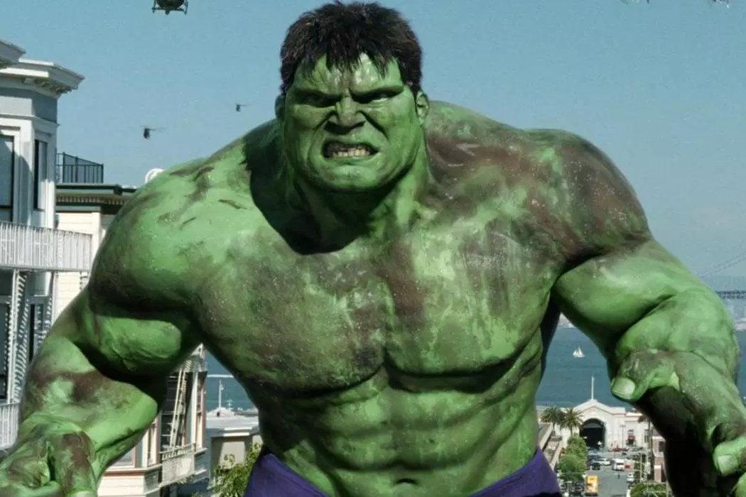 Eric Bana en 'Hulk'