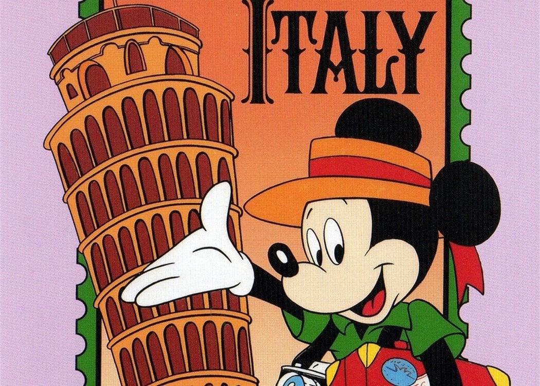 No solo es conocido como Mickey