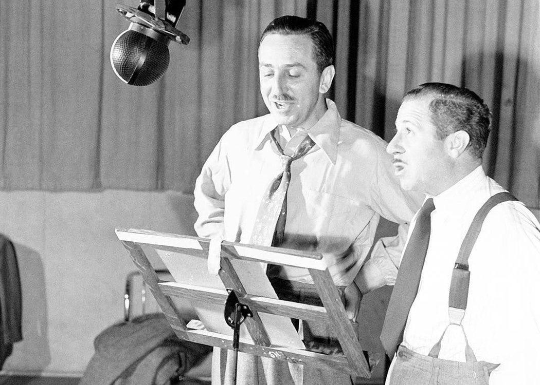 Walt Disney prestó su voz a Mickey