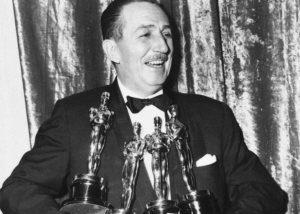 Mickey ganó un Oscar