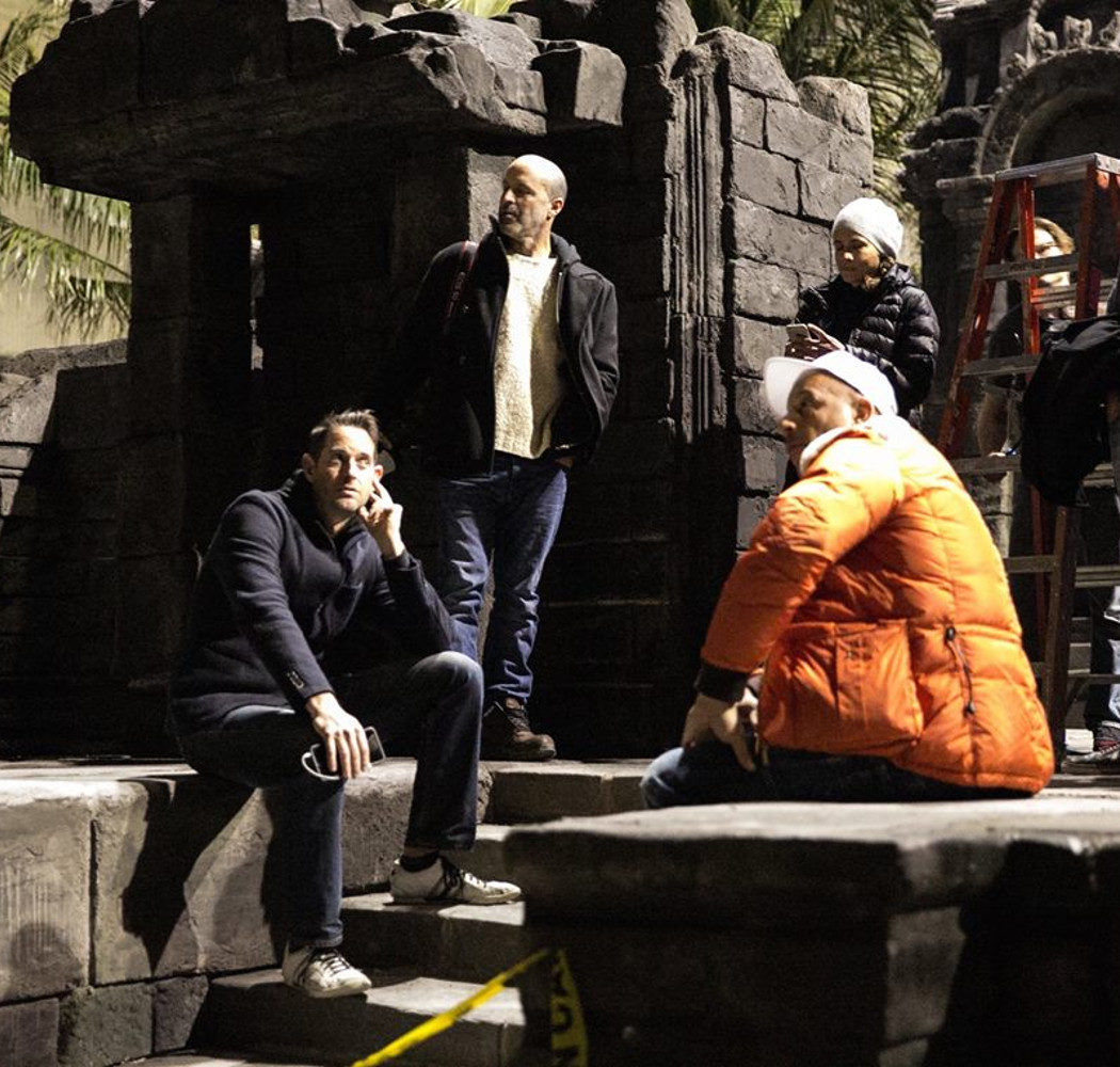El equipo de 'xXx 3' comienza a examinar el set de rodaje