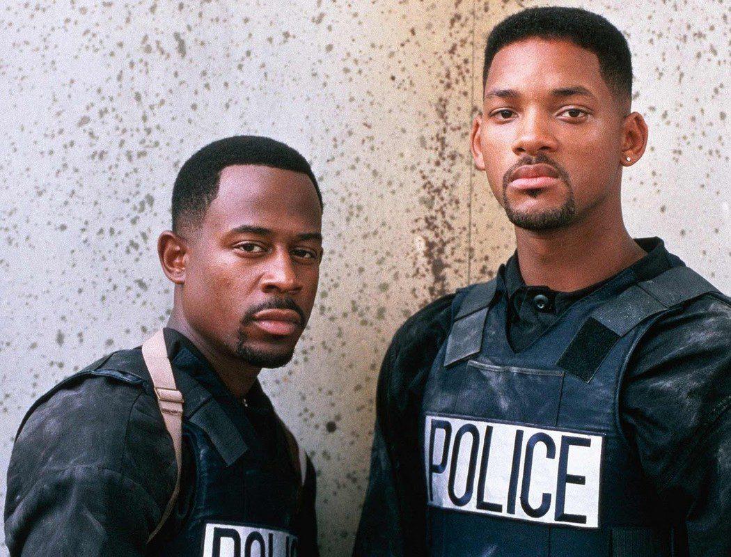 'Dos policías rebeldes' (1995)