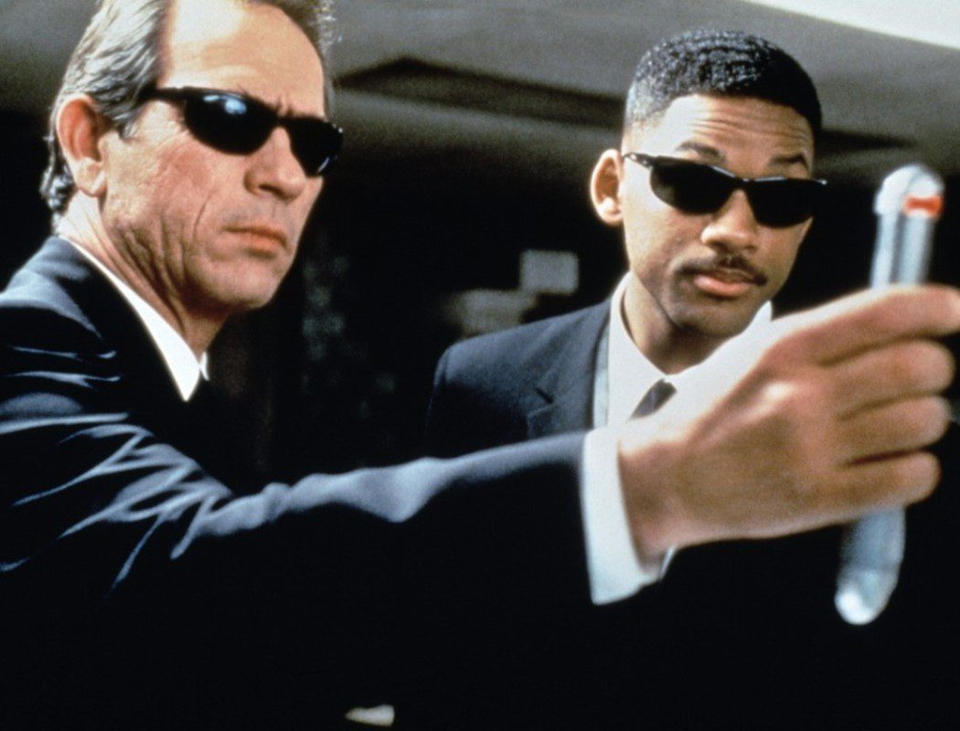 'Men In Black' (1997)