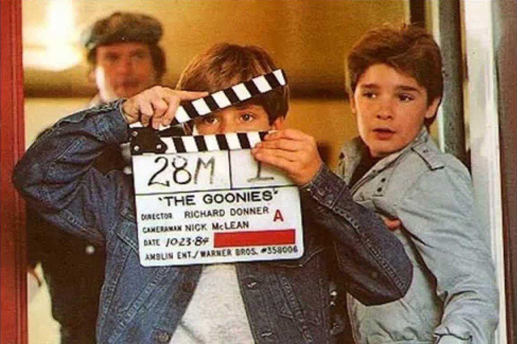 'Los Goonies'