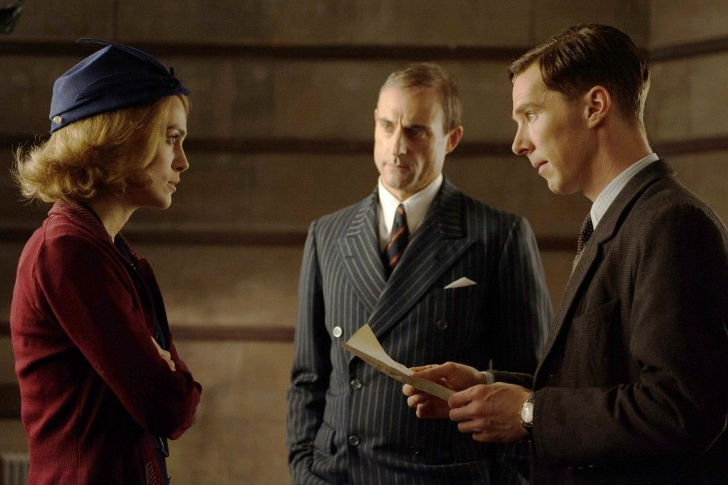 'The Imitation Game (Descifrando Enigma)'