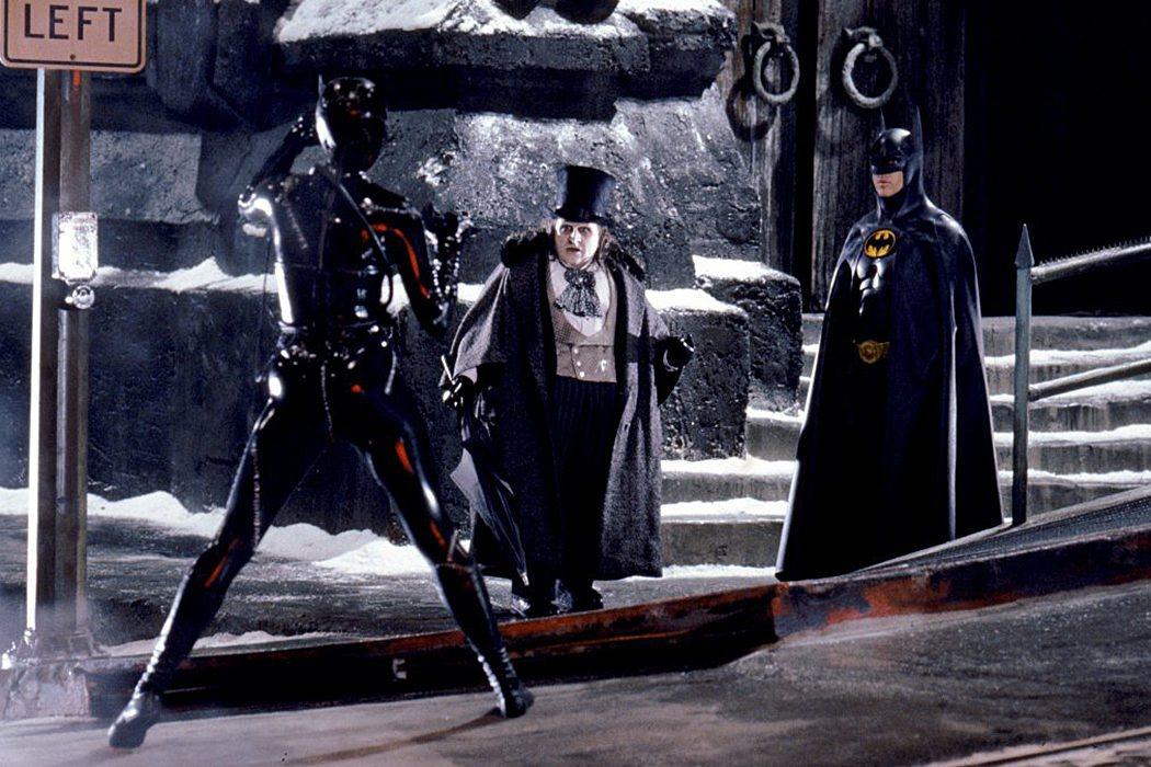 Joker y Pingüino