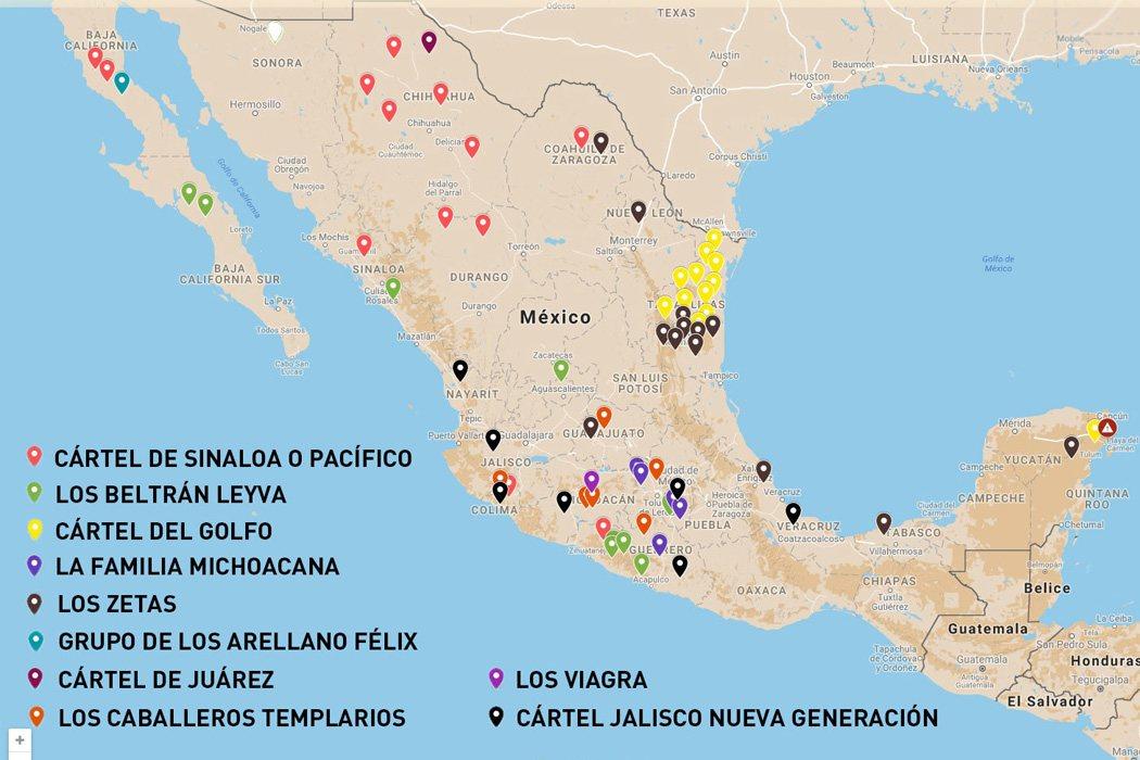 La guerra contra la droga en el México de los 80