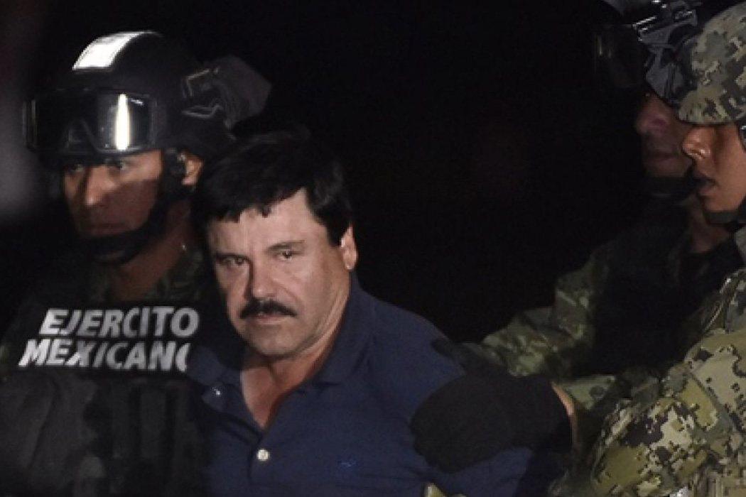 """¿Por qué aparece el """"Chapo"""" Guzmán?"""