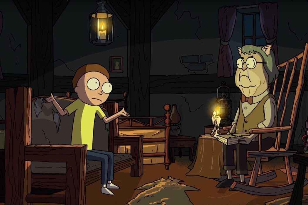 Breaking Morty