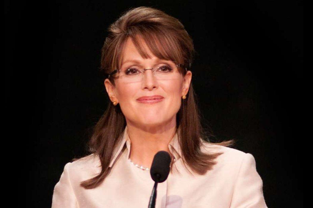 Sarah Palin en 'Game Change'