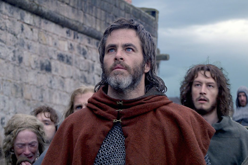 'The outlaw king'
