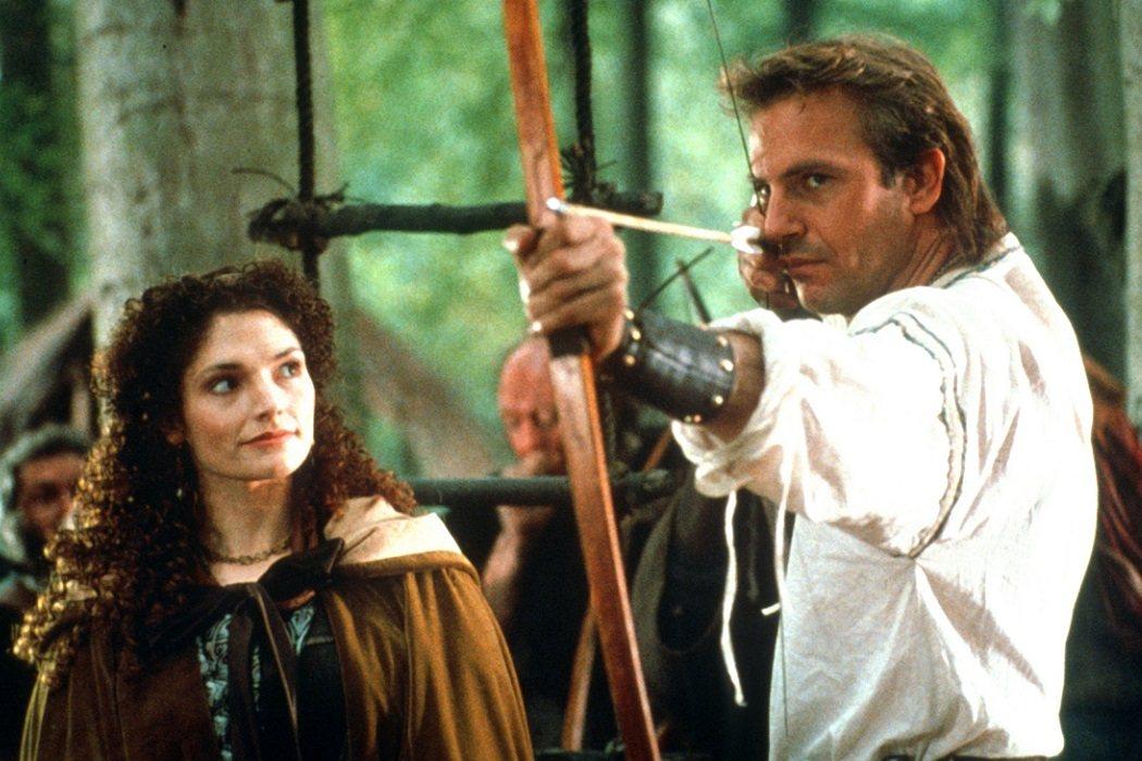 Sir Robin de Locksley en 'Robin Hood, príncipe de los ladrones'
