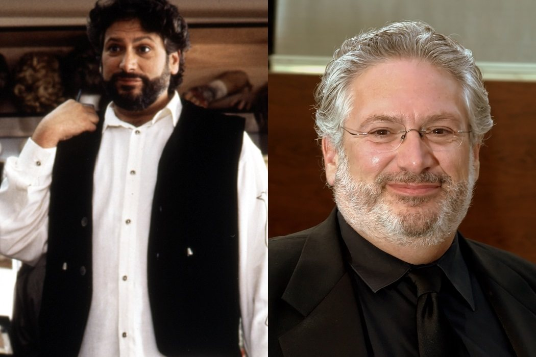 Harvey Fierstein (Frank)