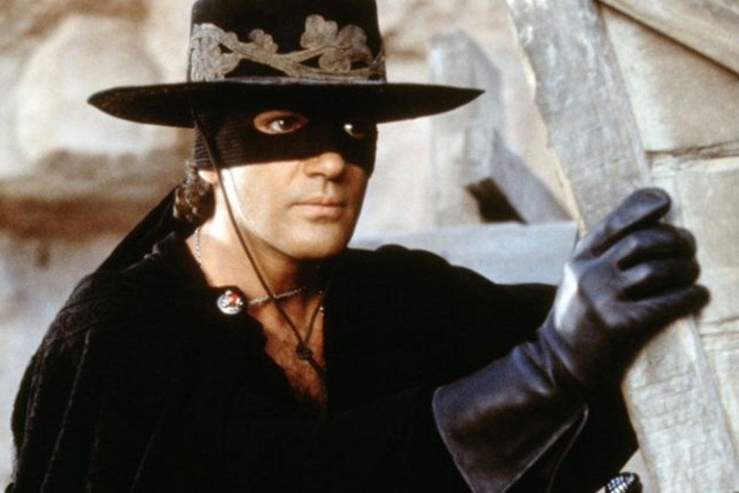 Banderas, El Zorro desde 1994