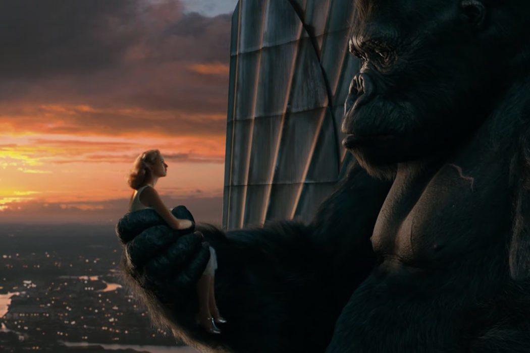 Enamorado del gorila