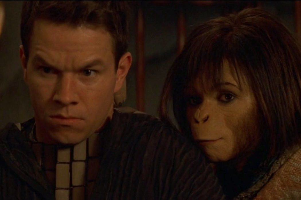 El planeta de los simios (Tim Burton, 2001)