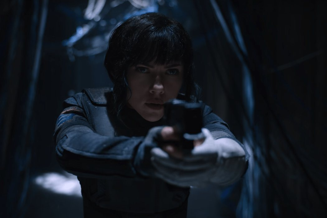 Ghost in the Shell: El alma de la máquina (Rupert Sanders, 2017)