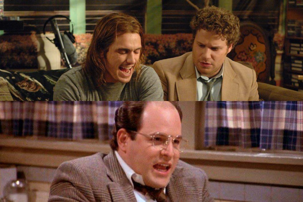 Guiño a 'Seinfeld'