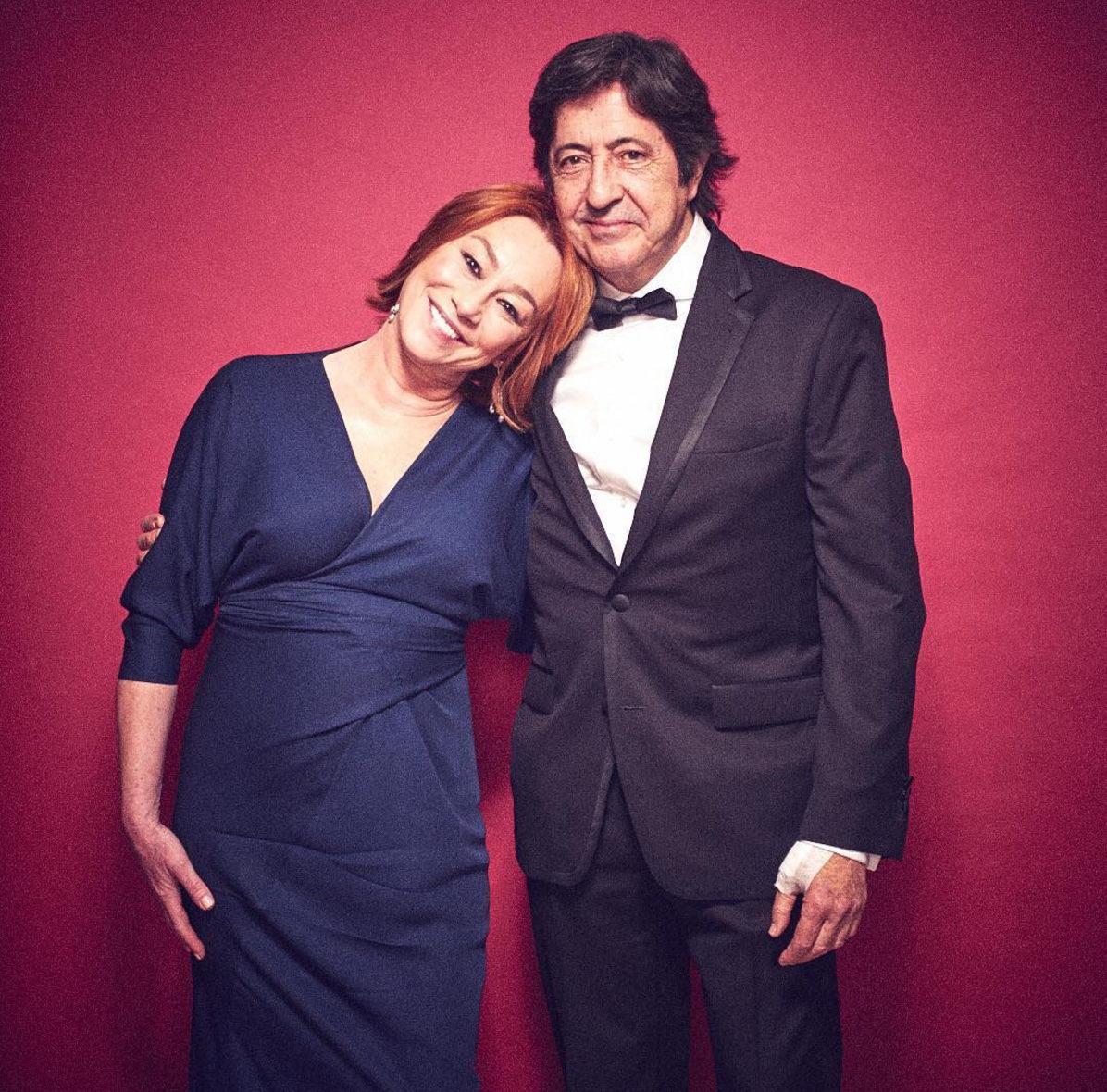 Gracia Querejeta y Manuel Gómez Pereira
