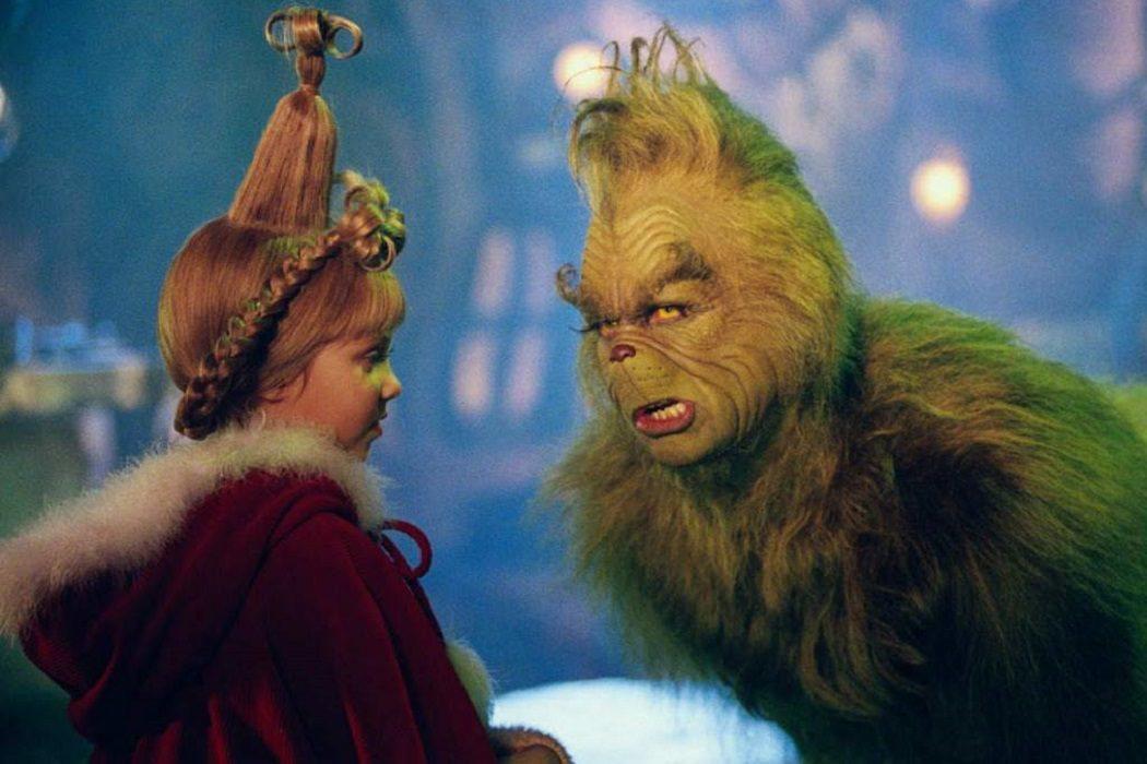 Que el Grinch robe la Navidad