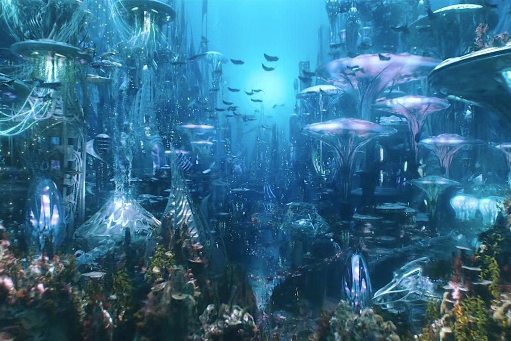 Materialización de Atlantis en la gran pantalla