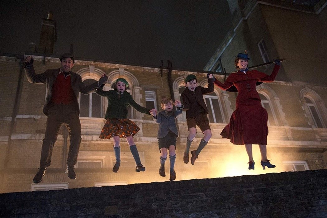 'El regreso de Mary Poppins'