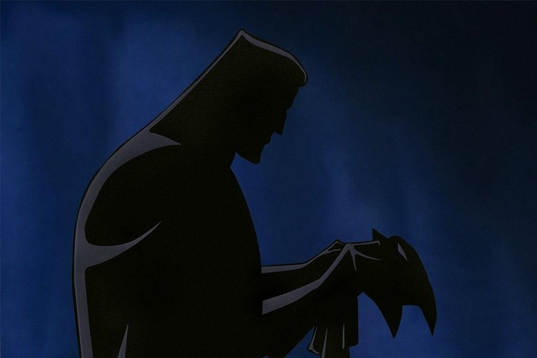 'Batman: La máscara del fantasma' (1993)