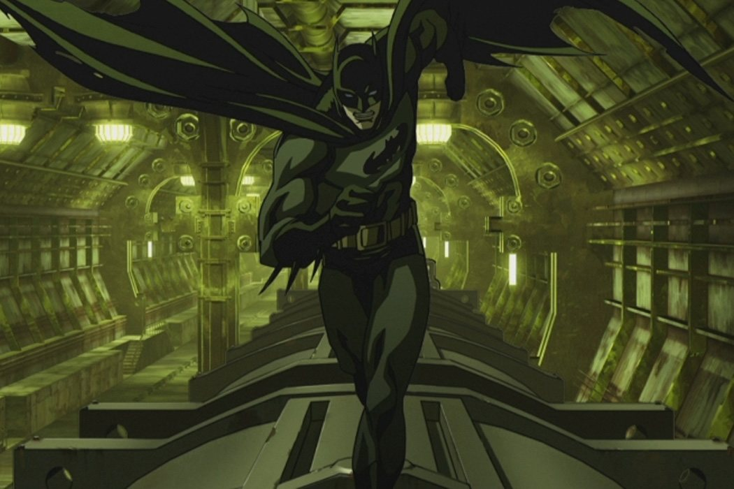 'Batman: Guardián de Gotham' (2008)