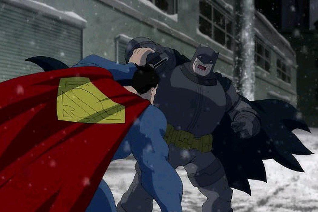 Las dos partes de 'Batman: El regreso del Caballero Oscuro' (2012-2013)