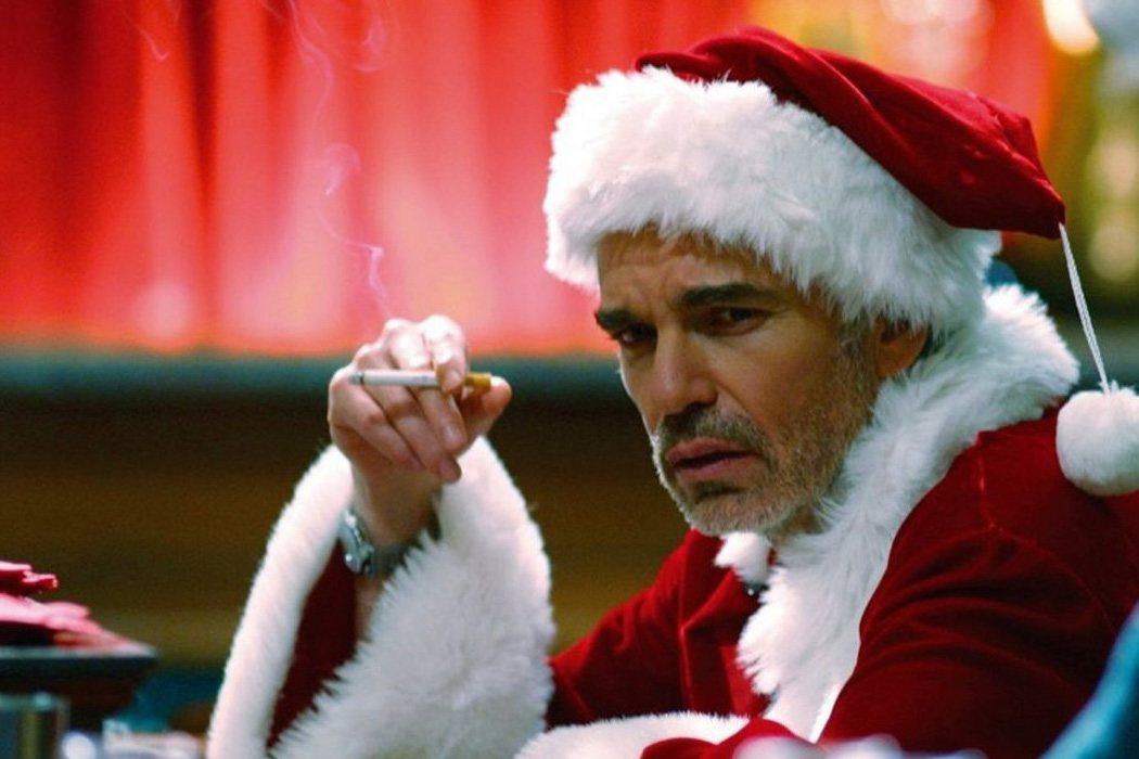 Billy Bob Thornton en 'Bad Santa'
