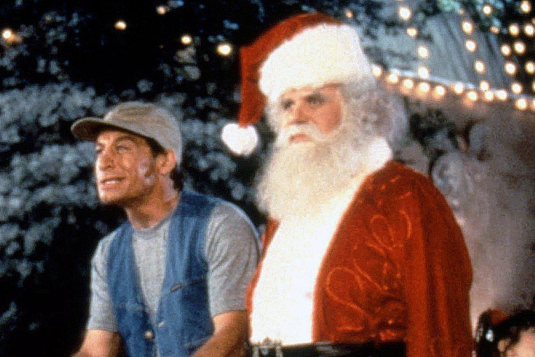 Douglas Seale en 'Santa Claus (Cuentos asombrosos)'