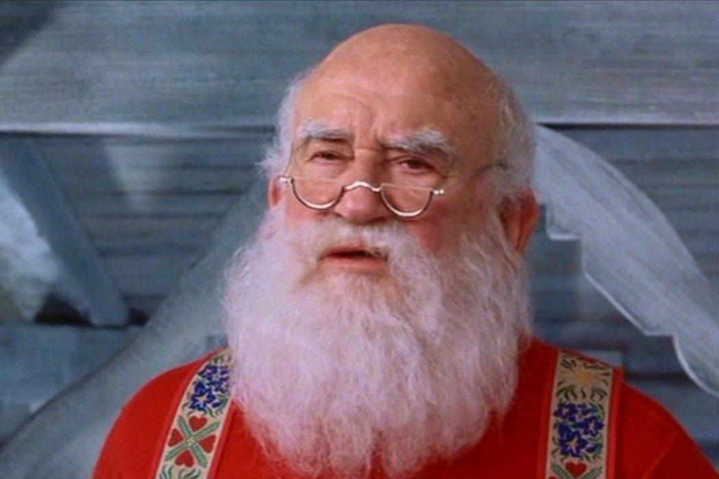 Edward Asner en 'Elf'