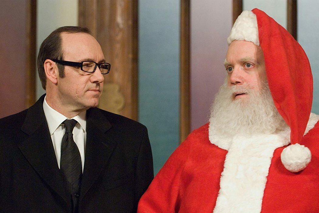 Paul Giamatti en 'Fred Claus, el hermano gamberro de Santa Claus'