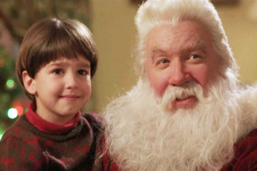 Tim Allen en '¡Vaya Santa Claus!'