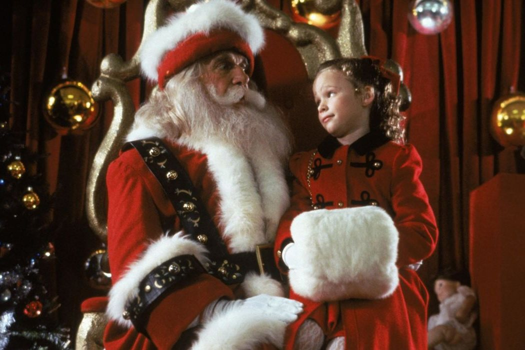 Leslie Nielsen en 'Milagro en Navidad'