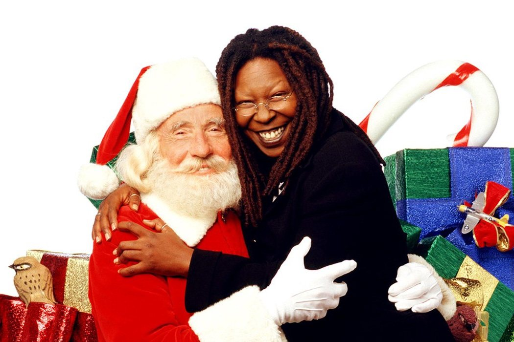 Nigel Hawthorne en 'Llámame Santa Claus'