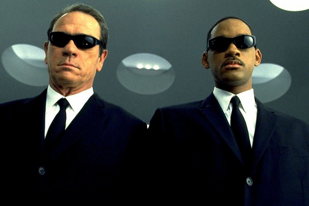 'Men in Black (Hombres de negro)'