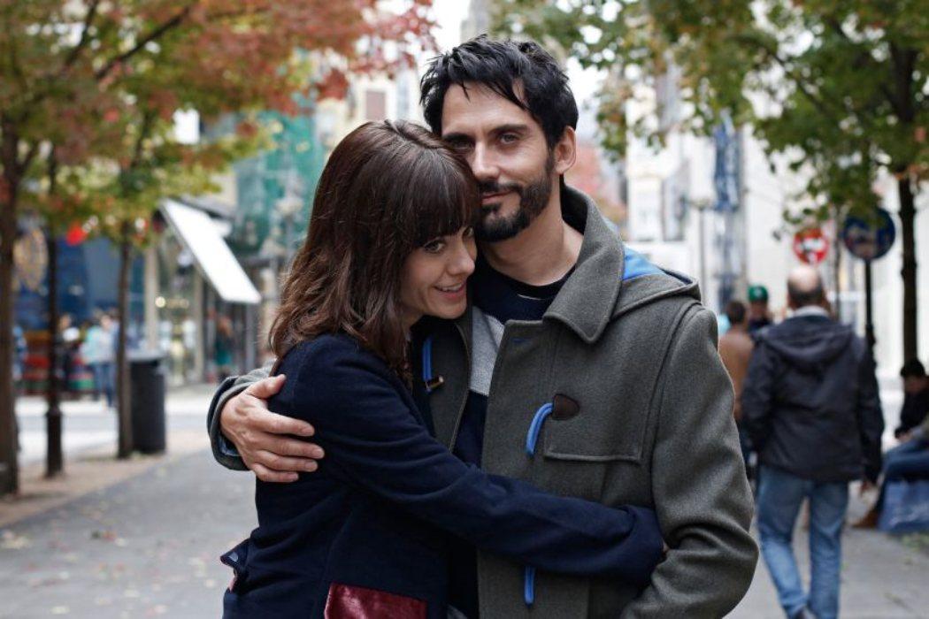 Alina en 'Embarazados' (2016)