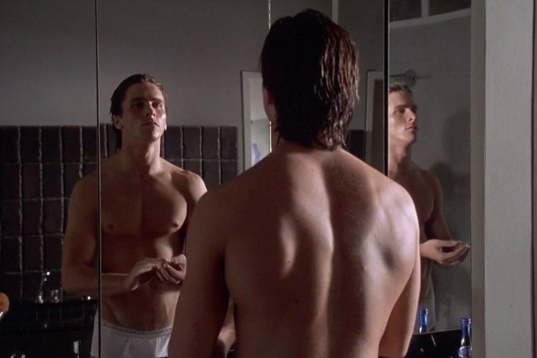 Christian Bale en 'American Psycho'