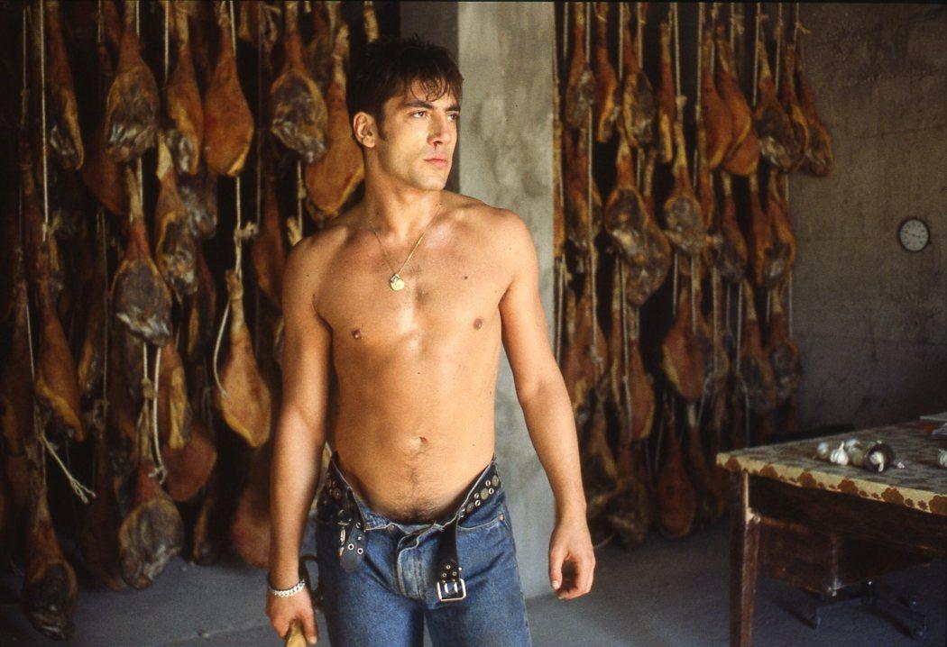 Javier Bardem en 'Jamón, jamón'