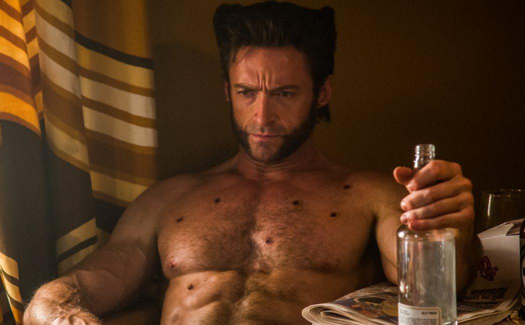 Hugh Jackman en 'Lobezno'