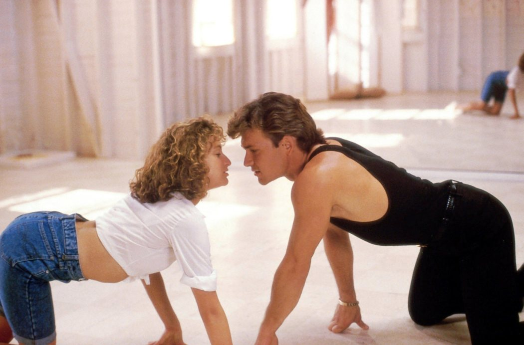 Patrick Swayze en 'Dirty Dancing'