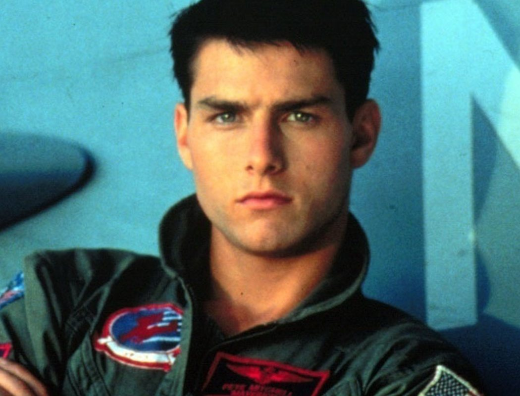 Tom Cruise en 'Top Gun'