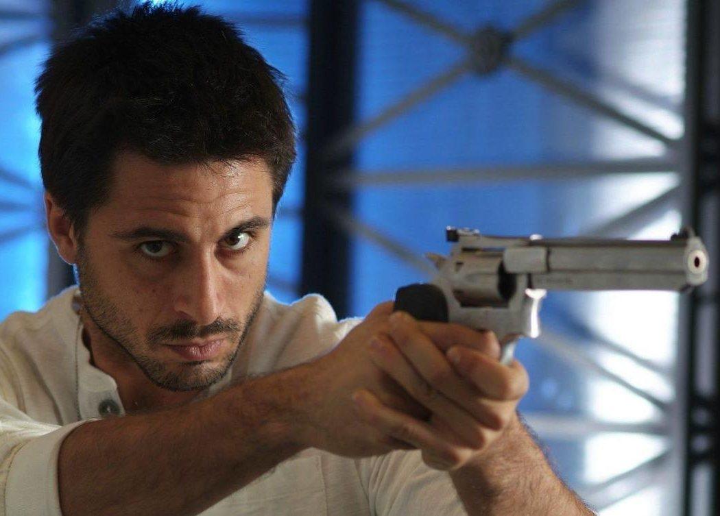 Hugo Silva en 'Los hombres de Paco'