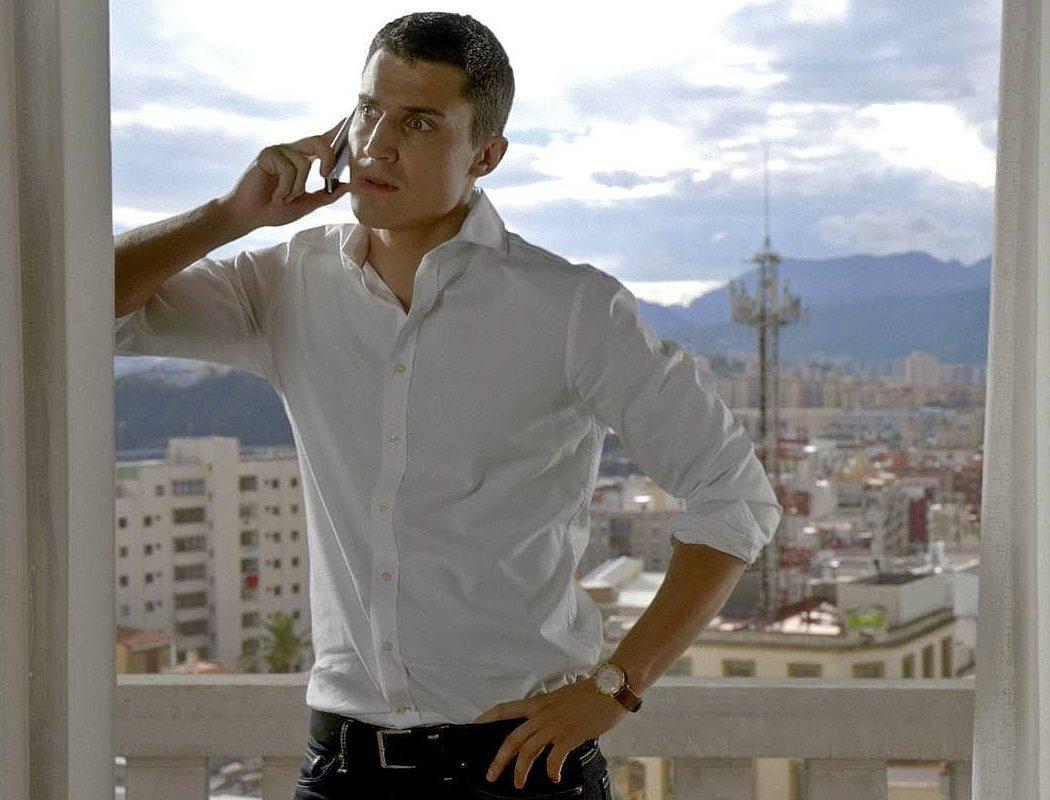 Álex González en 'El príncipe'