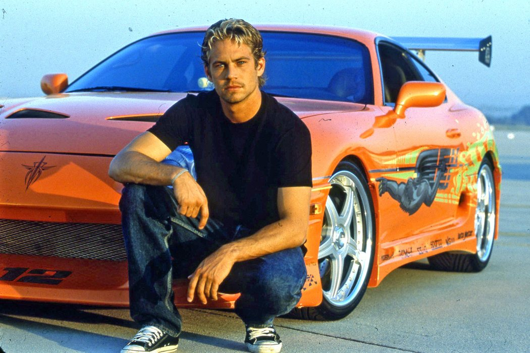 Paul Walker en 'A todo gas'