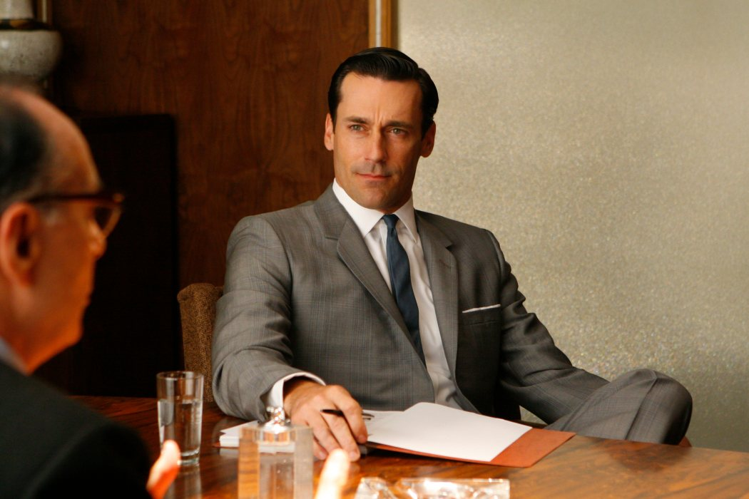Jon Hamm en 'Mad Men'