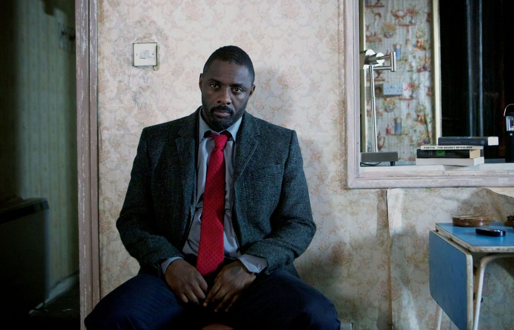 Idris Elba en 'Luther'