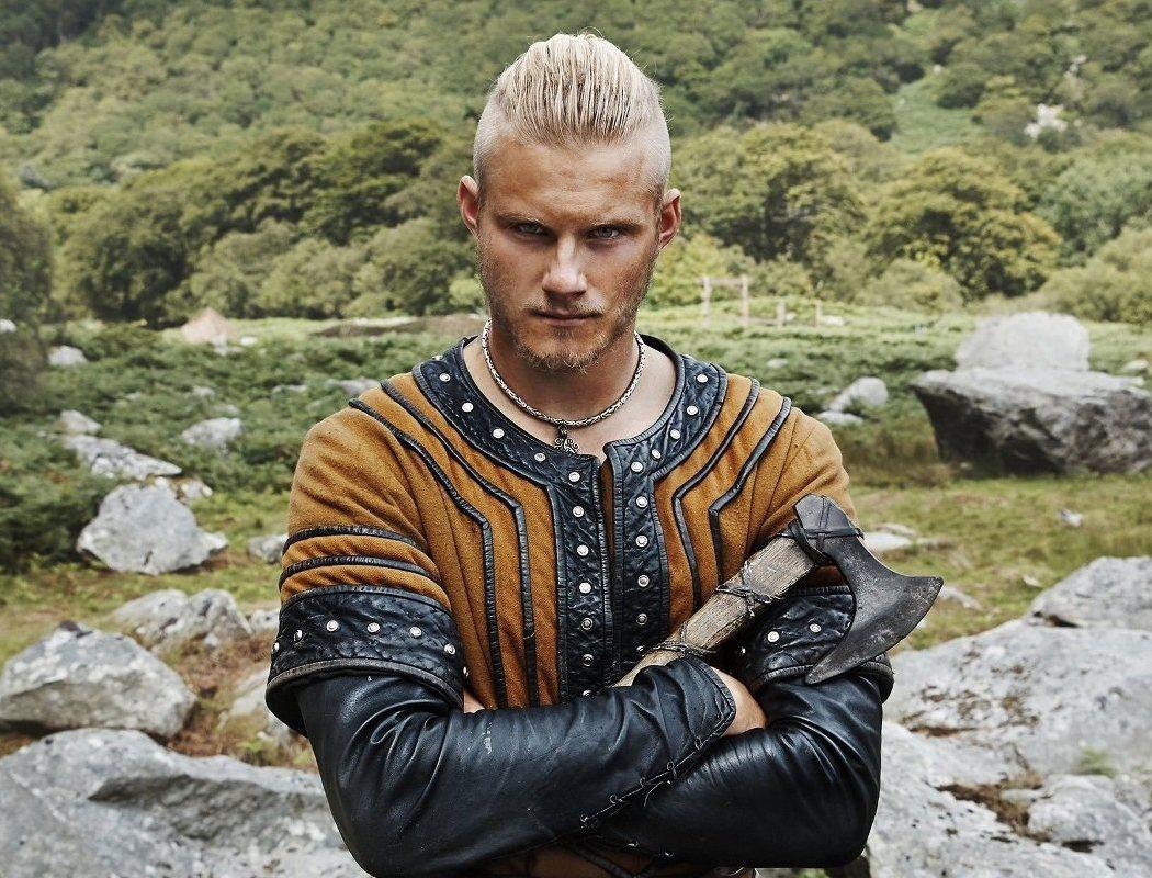 Alexander Ludwig en 'Vikingos'